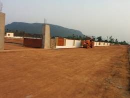Land in Visakhapatnam