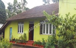 3acre land with  house for sale in near Irulam.