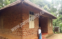 1.50acre land with small house for sale in near Manalvayal.