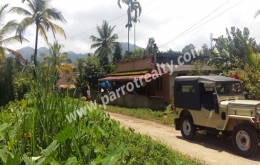 50 cent land with house for sale in Valayal . wayanad