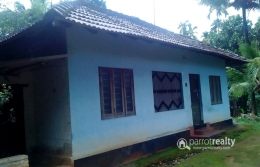 3 acre with small Independent 3 bhk houses in Theneri @ 40 lakh/acre. Wayanad