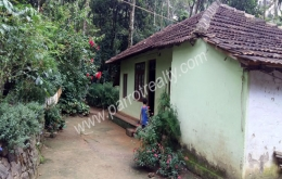 2.5acre land with a small house for sale in Meenangadi