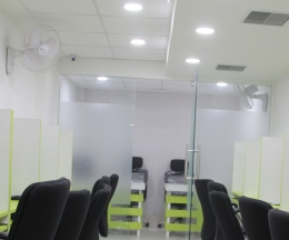 Call Center Cabin available on rent for UK/US clients