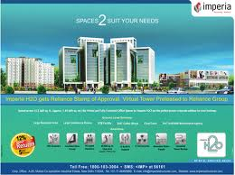 IMPERIA OFFERS FULLY FURNISHED OFFICES IN G.NOIDA K.P 5th
