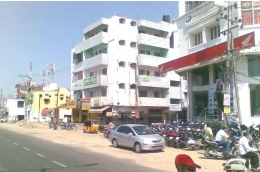 Websqft - Commercial Office Space - Property for Sale - in 2450Sq-ft/Tarnaka at Rs 11025000