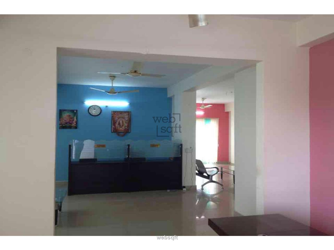 Websqft - Commercial Office Space - Property for Sale - in 2200Sq-ft/Ameerpet at Rs 9000200