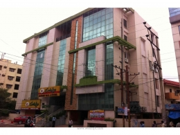 Websqft - Commercial Office Space - Property for Sale - in 5000Sq-ft/Sri nagar colony at Rs 45000000