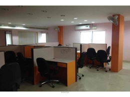 Websqft - Commercial Office Space - Property for Rent - in 2200Sq-ft/Jubilee Hills at Rs 77000