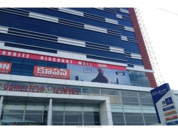 Websqft - Commercial Office Space - Property for Rent - in 350Sq-ft/LB Nagar at Rs 78750