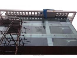 Websqft - Commercial Office Space - Property for Rent - in 5000Sq-ft/Banjara Hills at Rs 250000