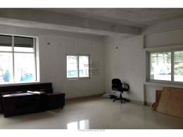 Websqft - Commercial Office Space - Property for Rent - in 1600Sq-ft/Banjara Hills at Rs 136000
