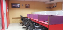Call Center office fully furnished on rent in industrial area of Kirti Nagar
