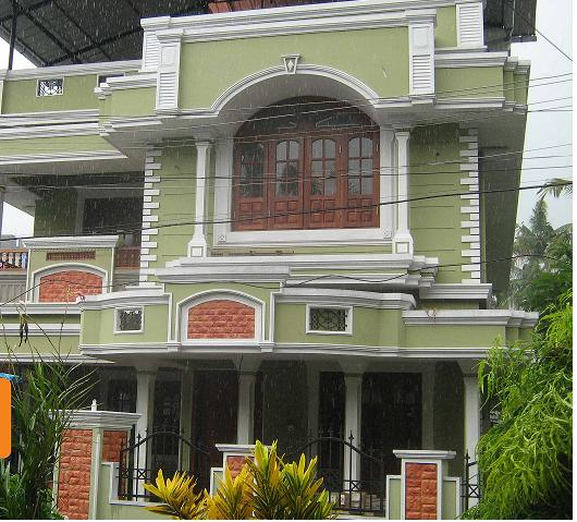House for sale in ponekkara,ernakulam near Amritha Hospital