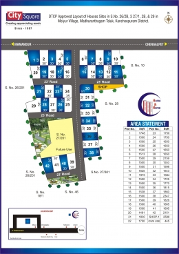 Residential Plot for sale in Kancheepuram