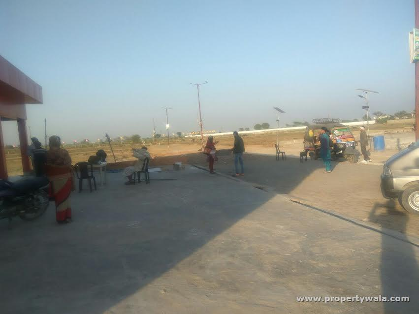 Residential Plot in Mathura