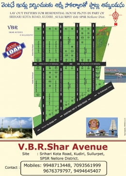 Residential Plot for sale in Nellore