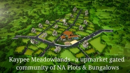 NA TP Sanctioned Villa Plots available for sale at Foothills of Panchgani