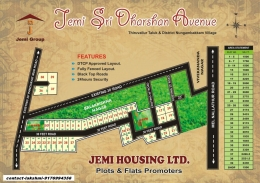 Residential Plot in Thiruvallur