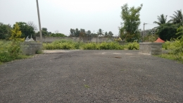 Residential plots for sale behind jakkur lake