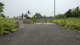 A Katha Sites for sale in Gatted Community near hebbal