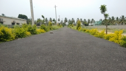 Residential plots and land for sale near jakkur lake