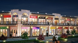 Shop for rent in Indirapuram