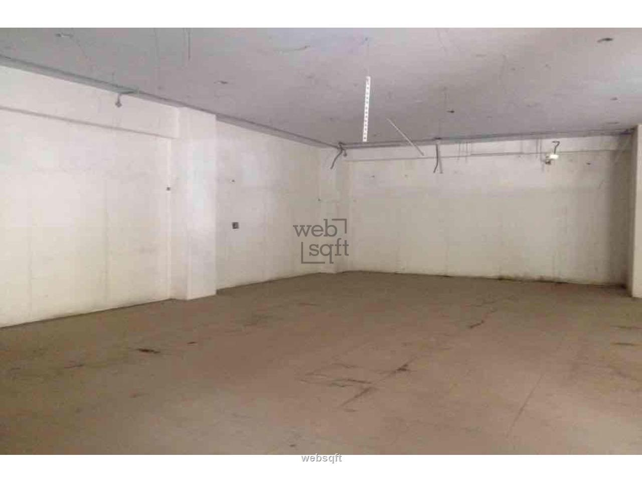 Websqft - Commercial Retail showroom shop - Property for Sale - in 1100Sq-ft/Sikh Village  at Rs 10175200