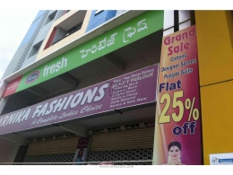 Websqft - Commercial Retail showroom shop - Property for Rent - in 6000Sq-ft/Miyapur at Rs 360000