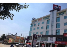 Websqft - Commercial Retail showroom shop - Property for Rent - in 7000Sq-ft/ Suchitra Junction at Rs 245000