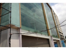Websqft - Commercial Retail showroom shop - Property for Rent - in 4100Sq-ft/Erramanzil at Rs 492000