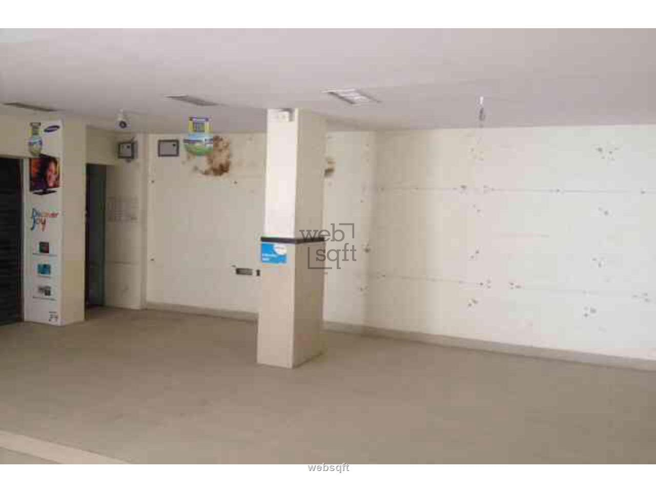 Websqft - Commercial Retail showroom shop - Property for Rent - in 2250Sq-ft/KPHB Colony at Rs 112500