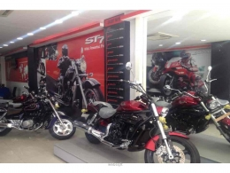 Showroom in Hyderabad