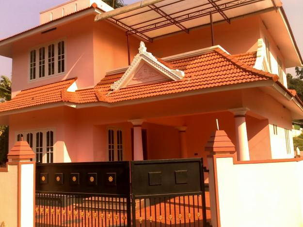 Independent 4 bhk villa at kakkanad,Cochin