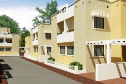 3BHK for rent in Bopol