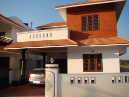 Luxury Fully Furnished Villa at Cochin , Aluva.