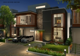 Pushpam Woods: Villas off sarjapur