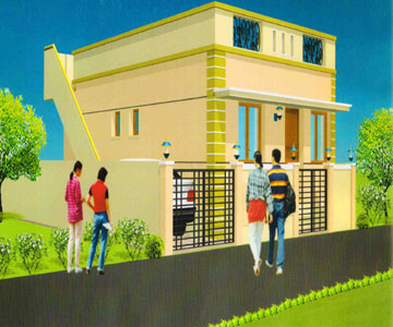 Villa for sale in Guduvancheri, Chennai