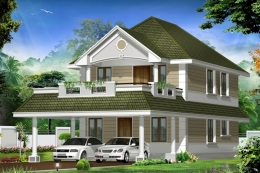 villas in thiruvankulam near chottanikkara and thripunithura