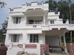 New Villa for sale in Udayamperoor
