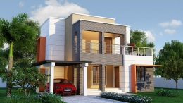 Villa for sale in Cochin