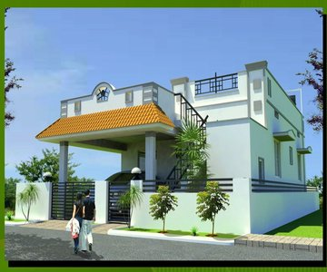 Tamilnadu house model joy studio design gallery best for Tamilnadu house models