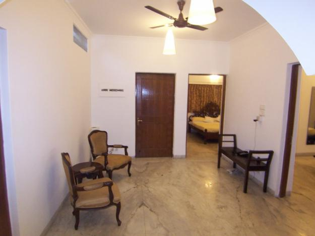Independent Villa in Connaught Place, Delhi