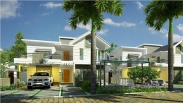 Villa for sale in Kochi
