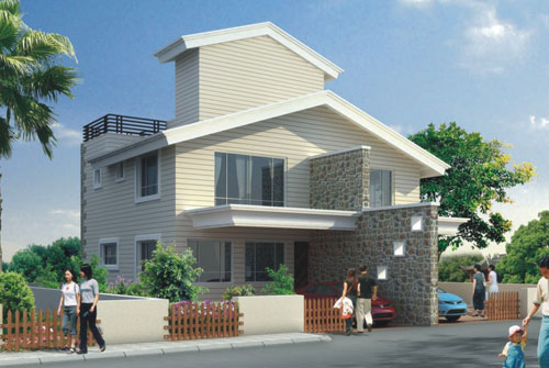 3 BHK Villa For Sale in Alibag ,Mumbai