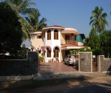 Villa for sale in sasthanagar,akathethara, Palakkad