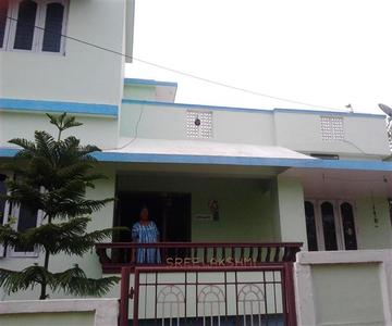 Villa for sale in akathethara, Palakkad