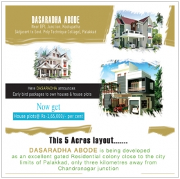 Dasaradha Developers - Luxury Villas for Sale