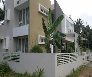 Villa for sale in chalakudi, potta, Thrissur