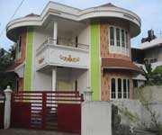 Villa for sale in chalakudy, Thrissur