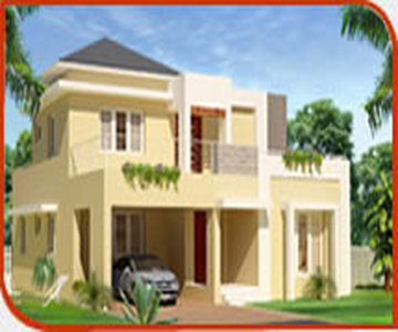 Villa for sale in cheroor, Thrissur